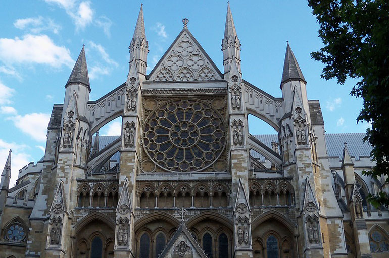 The new Queen's Diamond Jubilee Galleries at Westminster Abbey